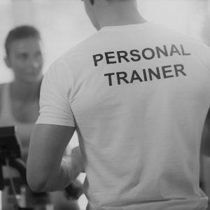 Personal Trainer hero image
